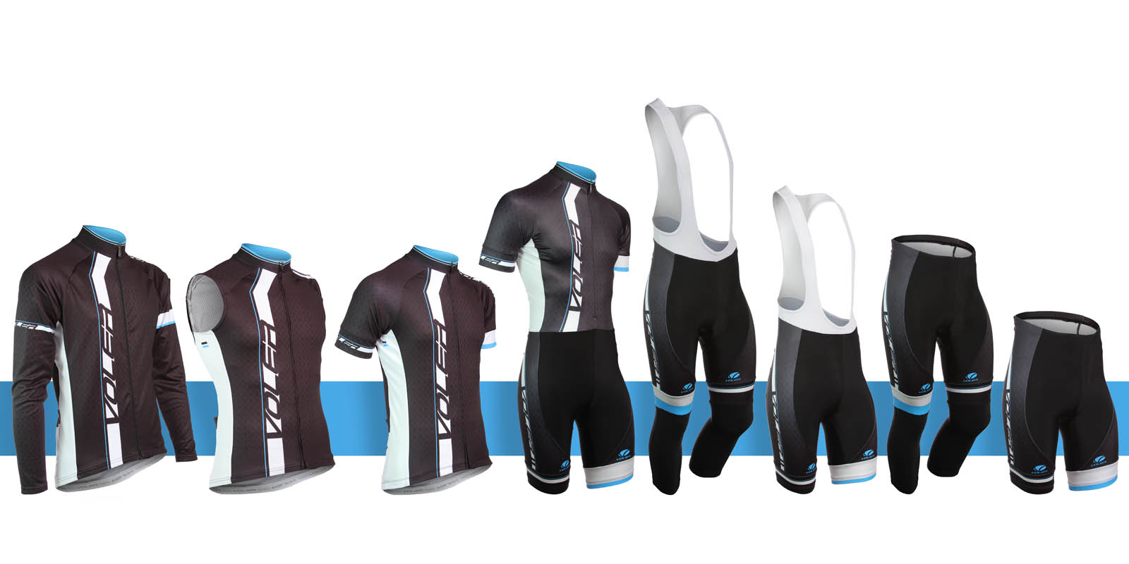 New For 2018 Voler Custom Cycling Apparel